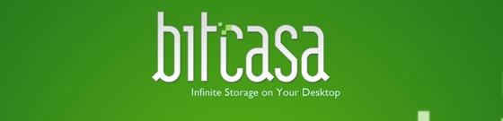Infinite Storage on Your Desktop  Bitcasa 1