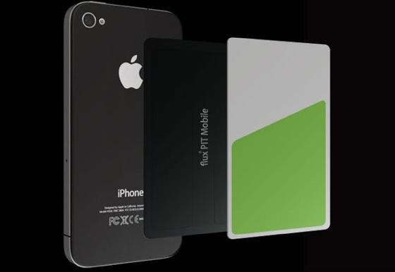 IPhone 4  PIT Mobile おサイフ化計画 | FROMWEST