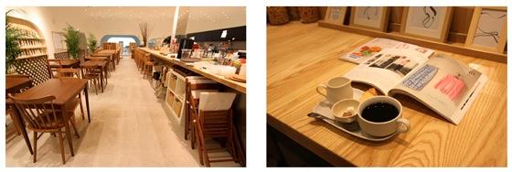 154 カフェ|武蔵野プレイス