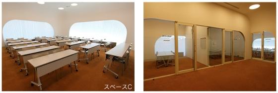 144 スペース|武蔵野プレイス