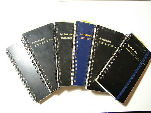【執筆】日刊デジクリにてコラムを執筆しました。テーマは「手帳」です。