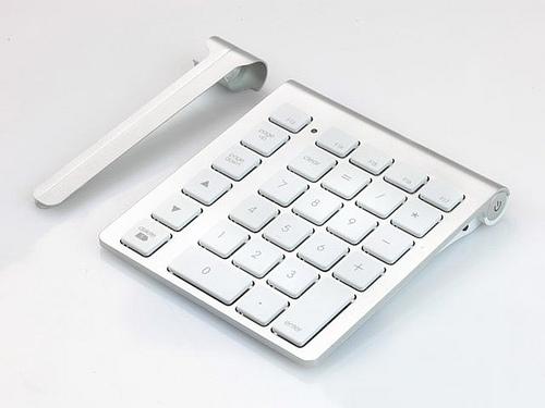 【Mac】渇望されたMac用ワイヤレステンキー「LMP BLUETOOTH KEYPAD」を購入 〜純正ワイヤレスキーボードにもテンキーを〜