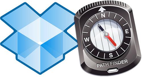 【DropBox】PathFinderをSnowLeopard上で使う時、コンテキストメニューに「パブリックリンクのコピー」を表示させる方法