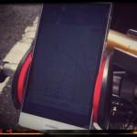 スーパーカブ&自転車に六角レンチ一本で取り付け可能なSurf station スマートフォンホルダーを試す!