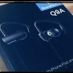 カナル型+耳かけフックが落下を防ぐ!Bluetoothコードレスヘッドセット「Q9A」は散歩のお供に最適!【PR】