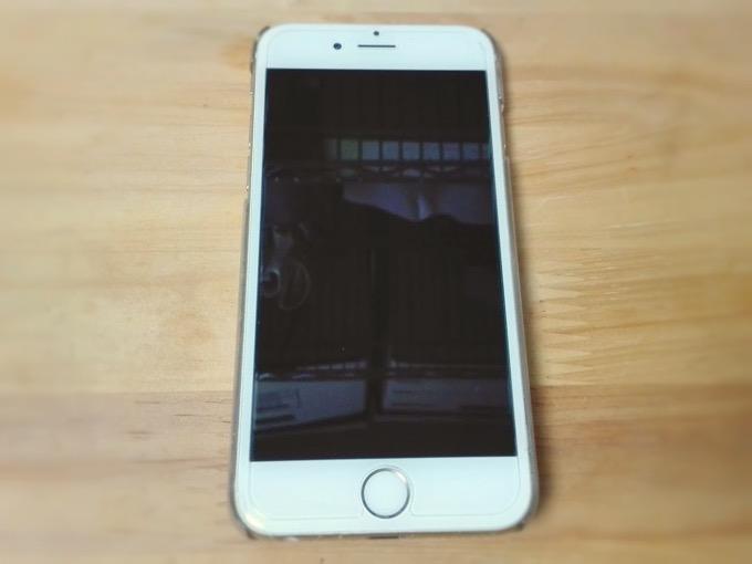 iPhone本体