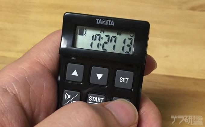 TD-370N_時間表示