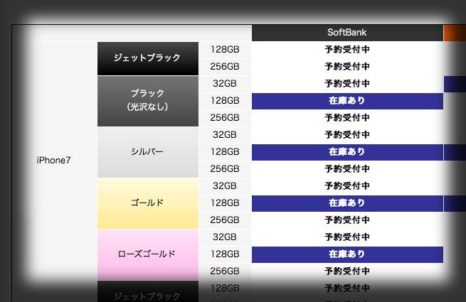IPhone 7 7 Plus ヤマダ電機各店舗 ご予約状況について